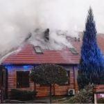 Płonęło przedszkole niedaleko Krakowa