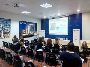 Weleda celebra unas jornadas informativas en Terramar Centro de Negocios