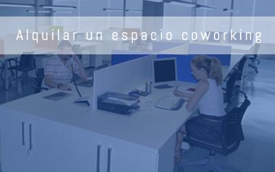 Aspectos a tener en cuenta antes de alquilar una oficina coworking