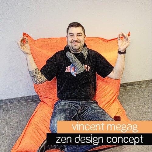 Coworkeur de la semaine : Vincent Megag