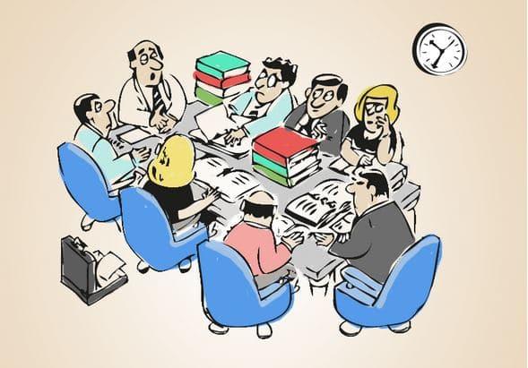 Reuniões: como tirar o máximo proveito do tempo