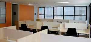 Alugue sala privativa e estação de trabalho