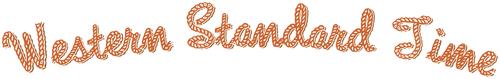 Western Standard Time (Logo)
