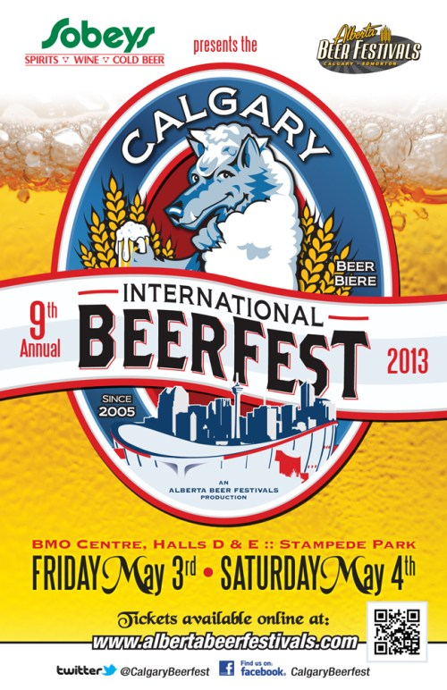 Calgary's 9th Annual International Beerfest