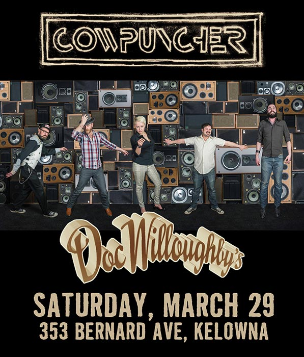 March 29, 2014 - Kelowna - Doc Willoughby's
