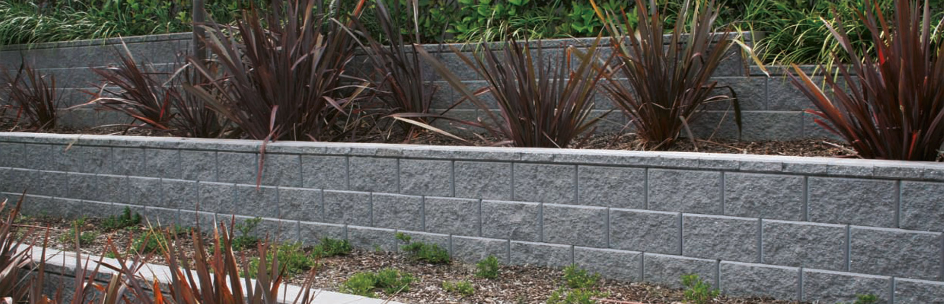 Retaining Wall Tasman Block Cowra Concrete Products