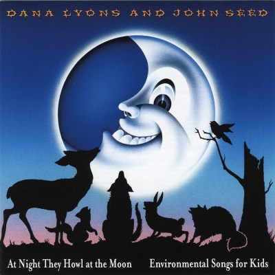 At Night They Howl at the Moon (Autographed CD) - Cows ...