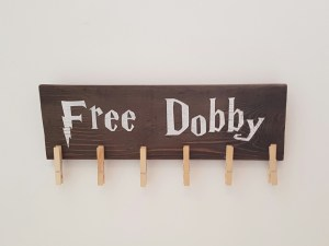 coxandthehen - Free Dobby laundry room sign