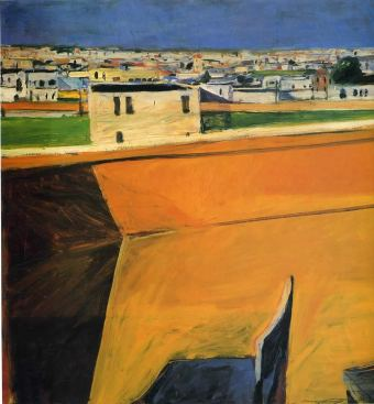 Richard Diebenkorn: Yellow Porch