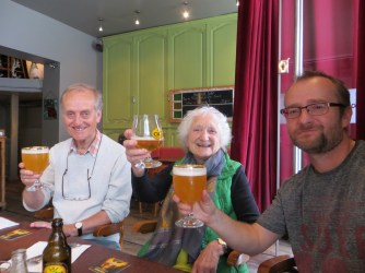 29 July 15 - Lunch in Le Square Aramis, Lille (2)