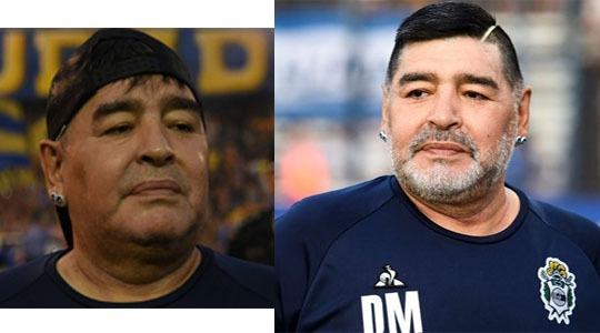 Sports - The stadium lost in 2020 (Diego Maradona) 1