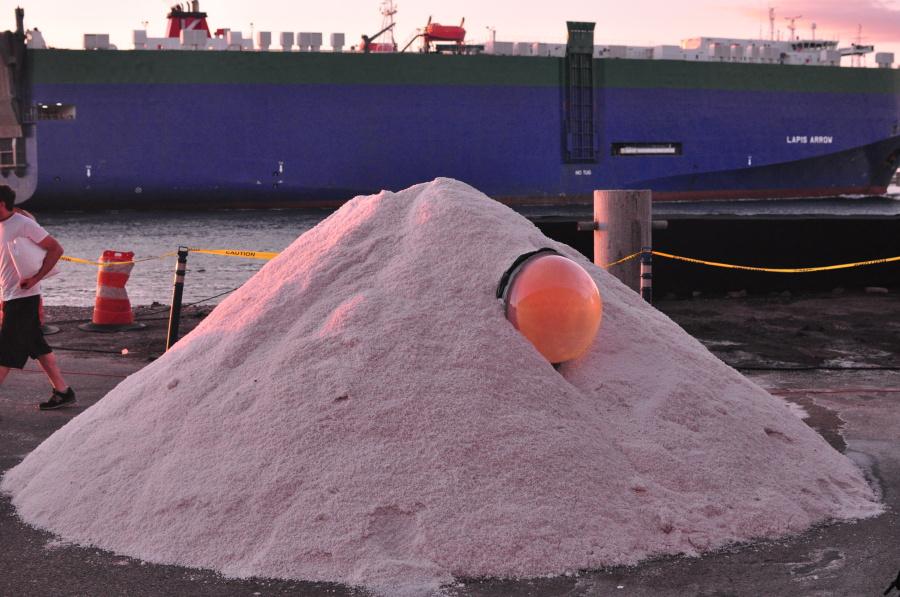 SALT COCOON