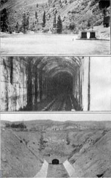 Gunnison Tunnel via the National Park Service