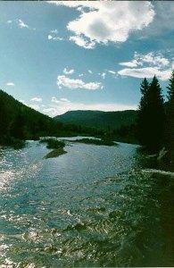 Conejos River