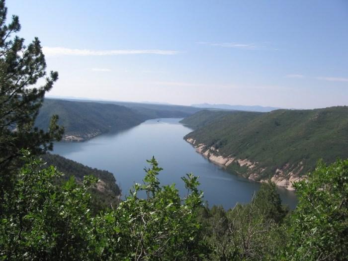 Mcphee Reservoir