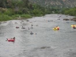 Tubing the Animas River via Flipkey.com