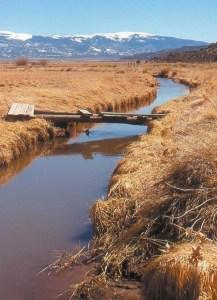 San Luis People's Ditch via The Pueblo Chieftain