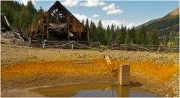 Acid mine drainage Pennsylvania Mine via the Summit County Citizens Voice