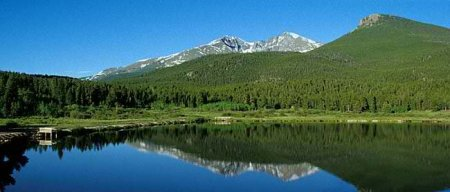 Lily Lake via Rocky Mountain National Park