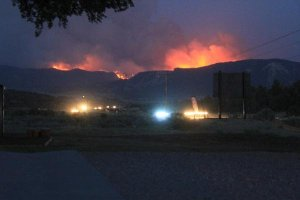 Weber Fire near Mancos June 2012 via MNGInteractive.com