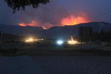 Weber Fire near Mancos June 2012 via MNGInteractive.com
