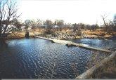 Coy Ditch Dam
