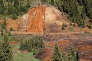 Bonita Mine acid mine drainage