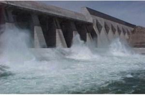 Pueblo dam releases
