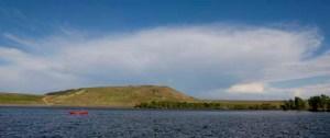 Bear Creek Reservoir via City of Lakewood, June 15, 2013.