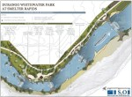 Planned improvements for the whitewater park at Smelter Rapids via the City of Durango