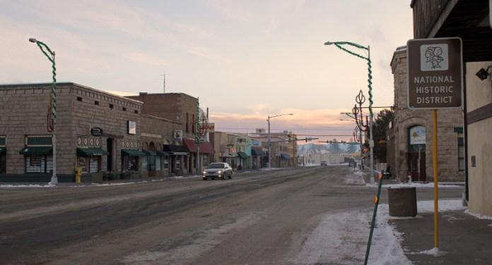Monte Vista historic district via Wikipedia