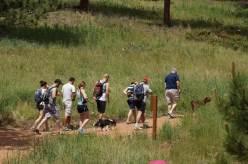 Hobbs' family hike