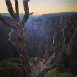 Sunrise Black Canyon via Bob Berwyn