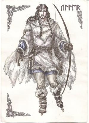 Ullr: Guardian Patron Saint of Skiers