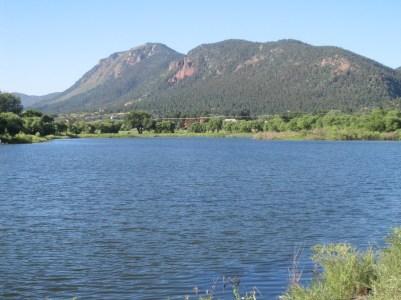 Palmer Lake via Wikipedia Commons