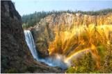 Yelowstone Falls via the Department of Interior