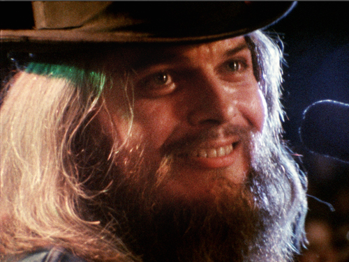 """Leon Russell from """"A Poem Is a Naked Person"""""""