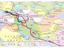 Black Sea shipping routes.