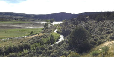 Credit: Cattleman's Ditches Pipeline Project II Montrose County, Colorado EIS via USBR.