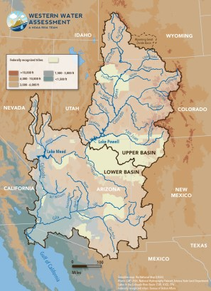 Graphic credit: Western Water Assessment