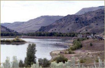 Windy Gap Reservoir