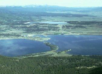 Twin Lakes via Wikipedia