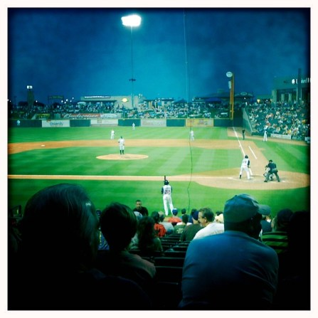 Round Rock Express Game #2