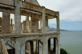 Alcatraz Officers' Club