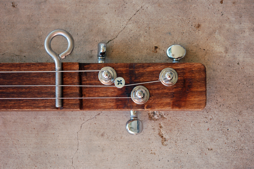 Best Ideas When Building A New Home  cigar box guitar