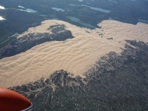 Resultado de imagen de dunas de Athabasca
