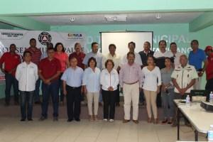 Presentación del Proyecto ante el consejo municipal