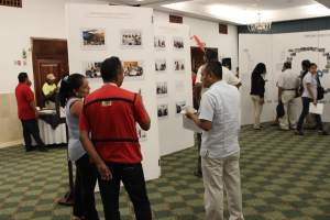 """Exhibición fotográfica del proyecto """"Coyuca Resiliente al clima"""""""