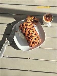 gluten free, loaf cake, cozebakes, vanessa greenwood, irish times recipe, blueberries, almonds, lemon, afternoon tea recipe