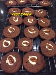nutella, nutella cookies, gluten free, gluten free cookies, cozebakes, gluten free recipes, gluten free biscuits, nutella biscuits recipe